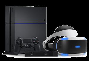 PlayStation VR: hebben, hebben, hebben.