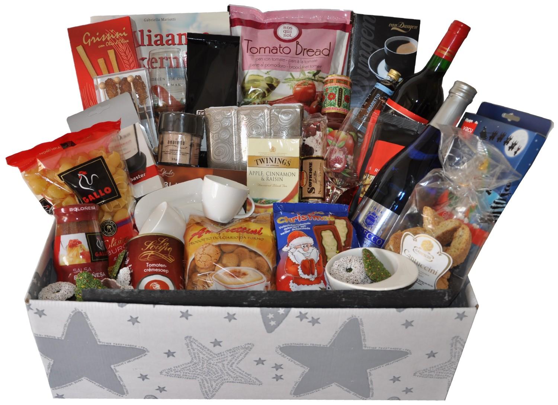 Kies voor kerstpakketten waar de ontvanger echt wat aan heeft