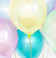 ballon versturen voor een verjaardag